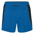 Short 2-en-1 ZEROWEIGHT CERAMICOOL LIGHT pour homme, energy blue - black, large