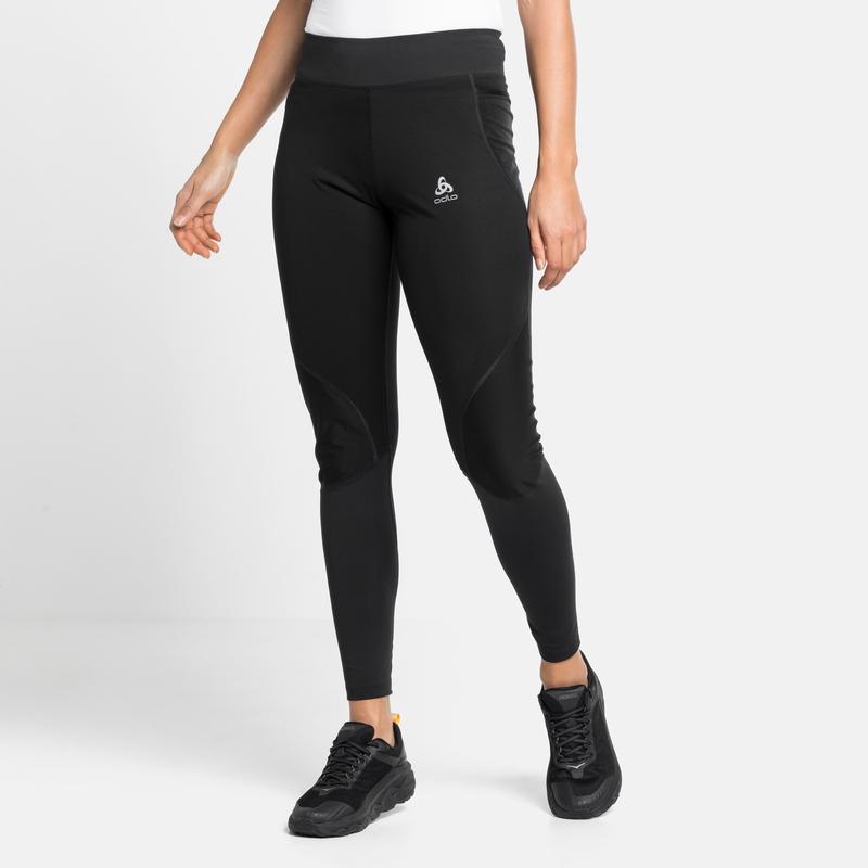 Damen ZEROWEIGHT WARM Tights, black, large