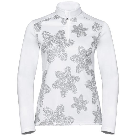 0a40ea6e795bd Midlayer 1/2 zip GOD JUL PRINT - Sale % | Odlo Sportswear