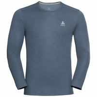 Men's F-DRY Long-Sleeve T-Shirt, china blue, large