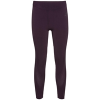 ZAHA Warpknit Tights, plum perfect, large