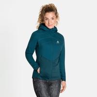 Women's MILLENNIUM S-THERMIC Jacket, submerged, large