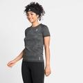 Damen BLACKCOMB PRO T-Shirt, black melange, large