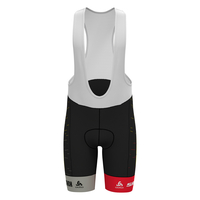 Tights short suspenders SCOTT-SRAM RACING PRO, SCOTT SRAM 2020, large