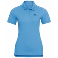 NEW TRIM-poloshirt voor dames, marina, large