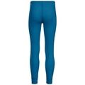 ACTIVE WARM KIDS Base Layer Pants, mykonos blue, large