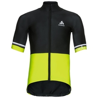 VLAANDEREN Collo, black - safety yellow, large