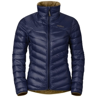 Women's COCOON N-THERMIC WARM Insulated Jacket, peacoat, large