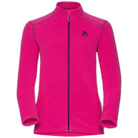 Midlayer full zip LE TOUR, beetroot purple, large