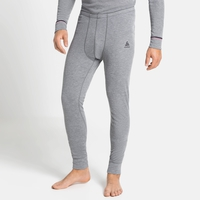 ACTIVE WARM ECO-basislaagbroek voor heren, grey melange, large