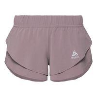 ZEROWEIGHT-short met split voor dames, quail, large