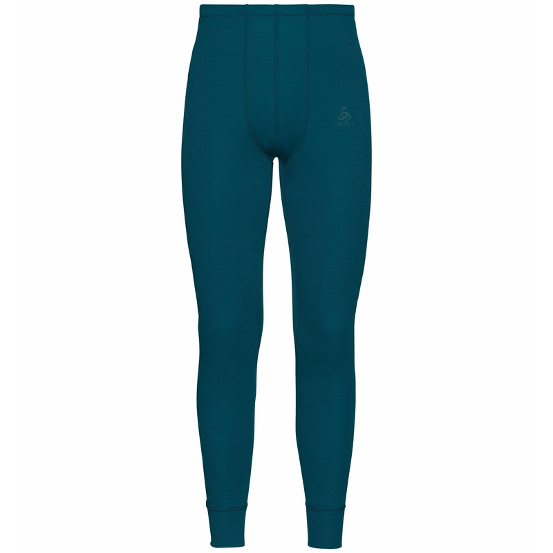 Men's ACTIVE WARM ECO Base Layer Pants, deep dive, large