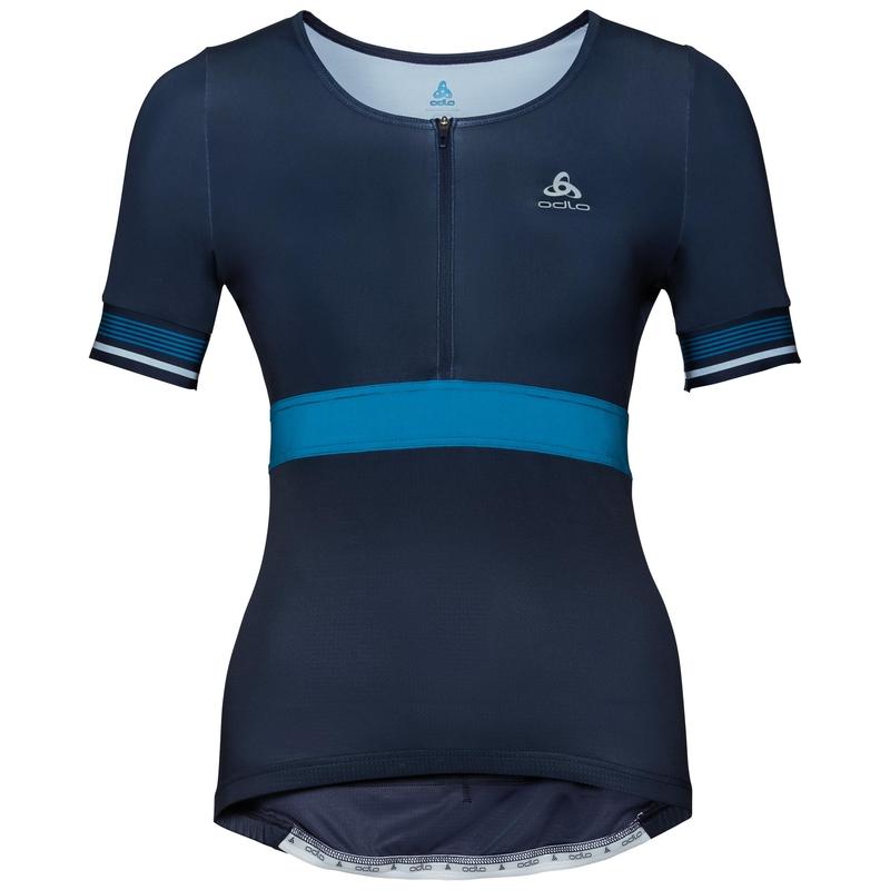 Shirt ZEROWEIGHT CERAMICOOL PRO, diving navy - mykonos blue, large