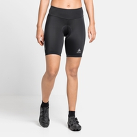 ELEMENT-fietsshort voor dames, black, large