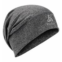 Unisex YAK LONG WARM Hat, grey melange, large