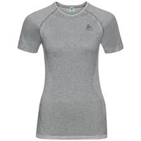 Women's HIKE Base Layer T-Shirt, grey melange, large