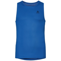 Men's ACTIVE F-DRY LIGHT Base Layer Singlet, energy blue, large
