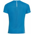 T-shirt ZEROWEIGHT da uomo, blue aster, large