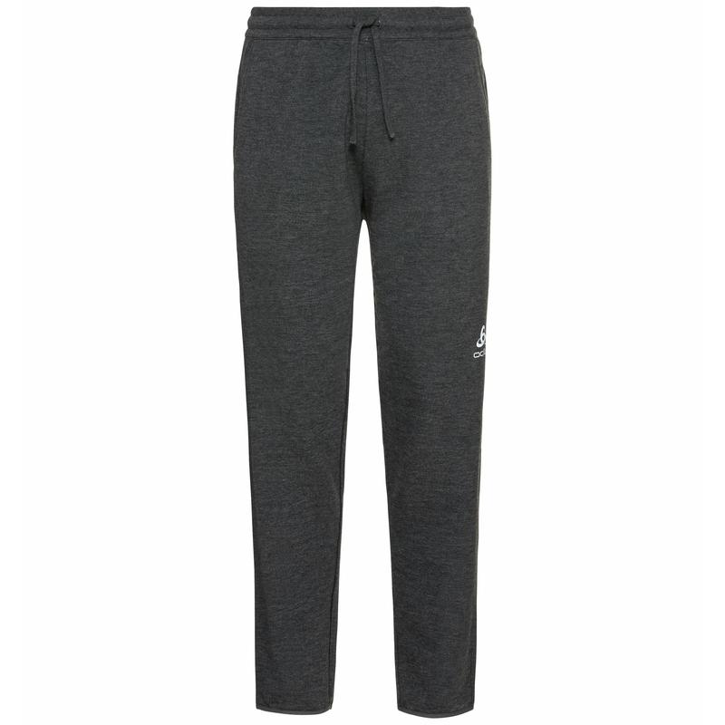 Pantalon RUN EASY 365 pour homme, black melange, large