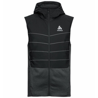Men's MILLENNIUM S-THERMIC Vest, black, large