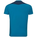BL Top Crew neck s/s CERAMICOOL, blue jewel - poseidon, large