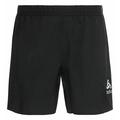 Men's ZEROWEIGHT 5 INCH Running Shorts, black, large