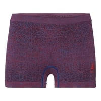 BL Bottom Panty BLACKCOMB, energy blue - fiery red, large