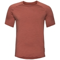 CERAMIWOOL Baselayer T-Shirt, chili oil, large