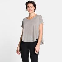 Women's MAHA T-shirt, silver cloud - AOP SS20, large