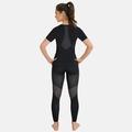 Women's PERFORMANCE EVOLUTION Sports Underwear T-Shirt, black - odlo graphite grey, large