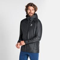 MILLENNIUM X WARM-jas voor heren, black, large