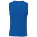 BL Top CERAMICOOL PRO kurzärmeliges Oberteil mit Rundhalsausschnitt, energy blue, large