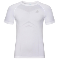 SUW Top Crew neck s/s PERFORMANCE Light, white, large