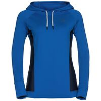 Hoody midlayer HANA, lapis blue, large