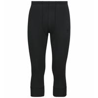 Men's ACTIVE WARM ECO 3/4 Baselayer Pants, black, large