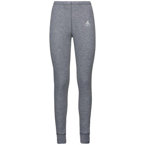 SUW Bottom Pant ACTIVE ORIGINALS Warm GOD JUL PRINT, grey melange, large