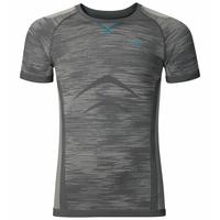 Herren EVOLUTION LIGHT Blackcomb Funktionsunterwäsche T-Shirt, odlo steel grey - platinum grey, large