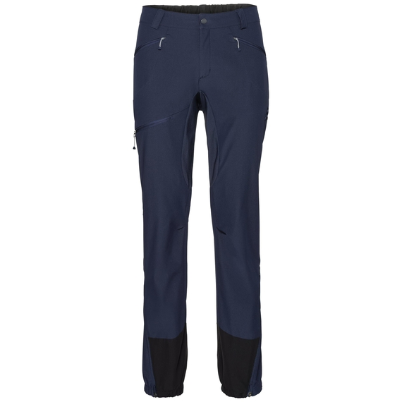 INTENT Ski touring pants, peacoat, large