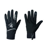 Gloves PERFORMANCE WINDPROOF LIGHT, black, large