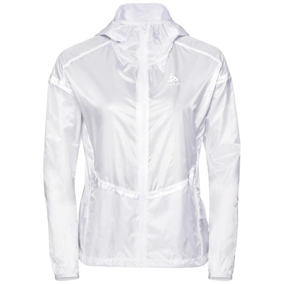 Women's ZEROWEIGHT PRO Jacket, white, large