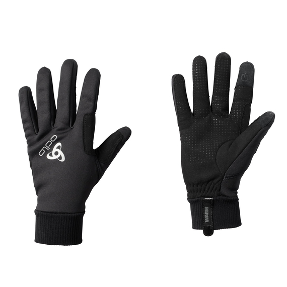 Guantes WINDPROOF Warm, black, large