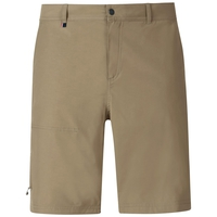 CHEAKAMUS Shorts men, lead gray, large