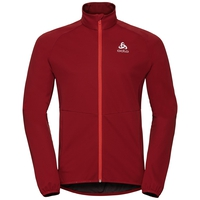 Herren AEOLUS ELEMENT Jacke, red dahlia, large