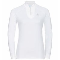 Women's F-DRY Long-Sleeve Top, white, large