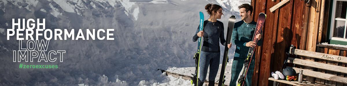 Thermische Skibekleidung für Herren