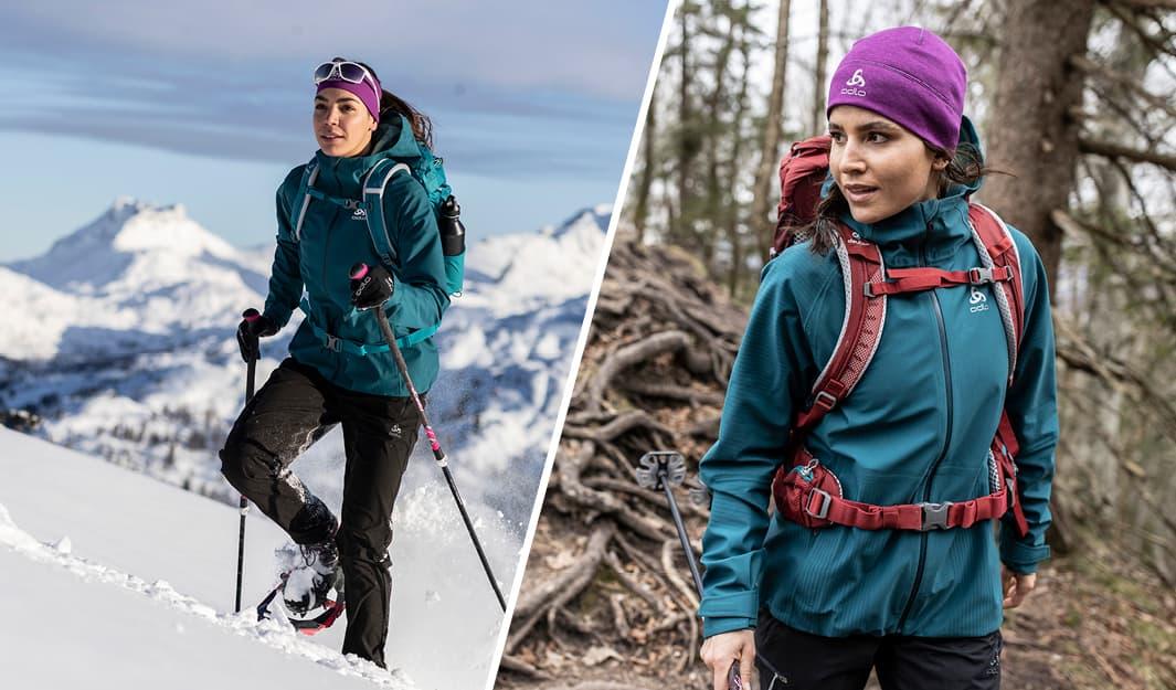 Jacken für deine Wanderung