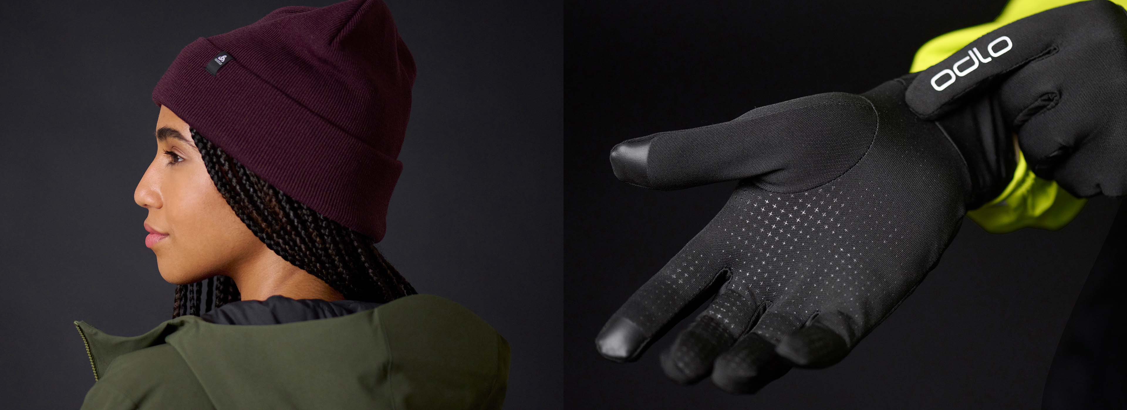 New headwear and gloves collection Fall Winter 2021