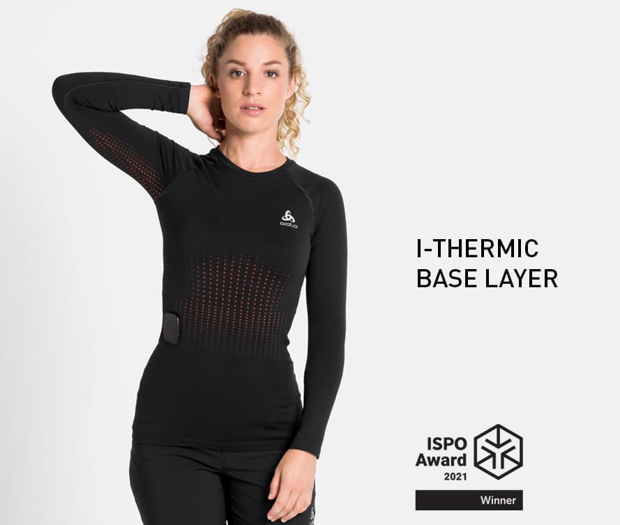 I-Thermic Base Layer and Midlayer