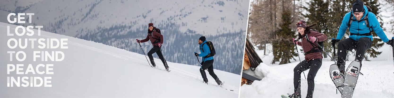 Odlo Men's Hiking and Trekking Category
