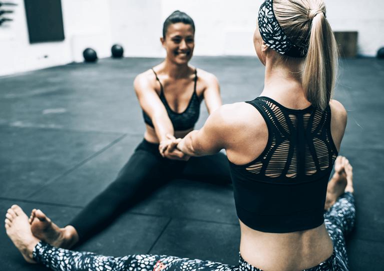 collection fitness et gym pour femmes